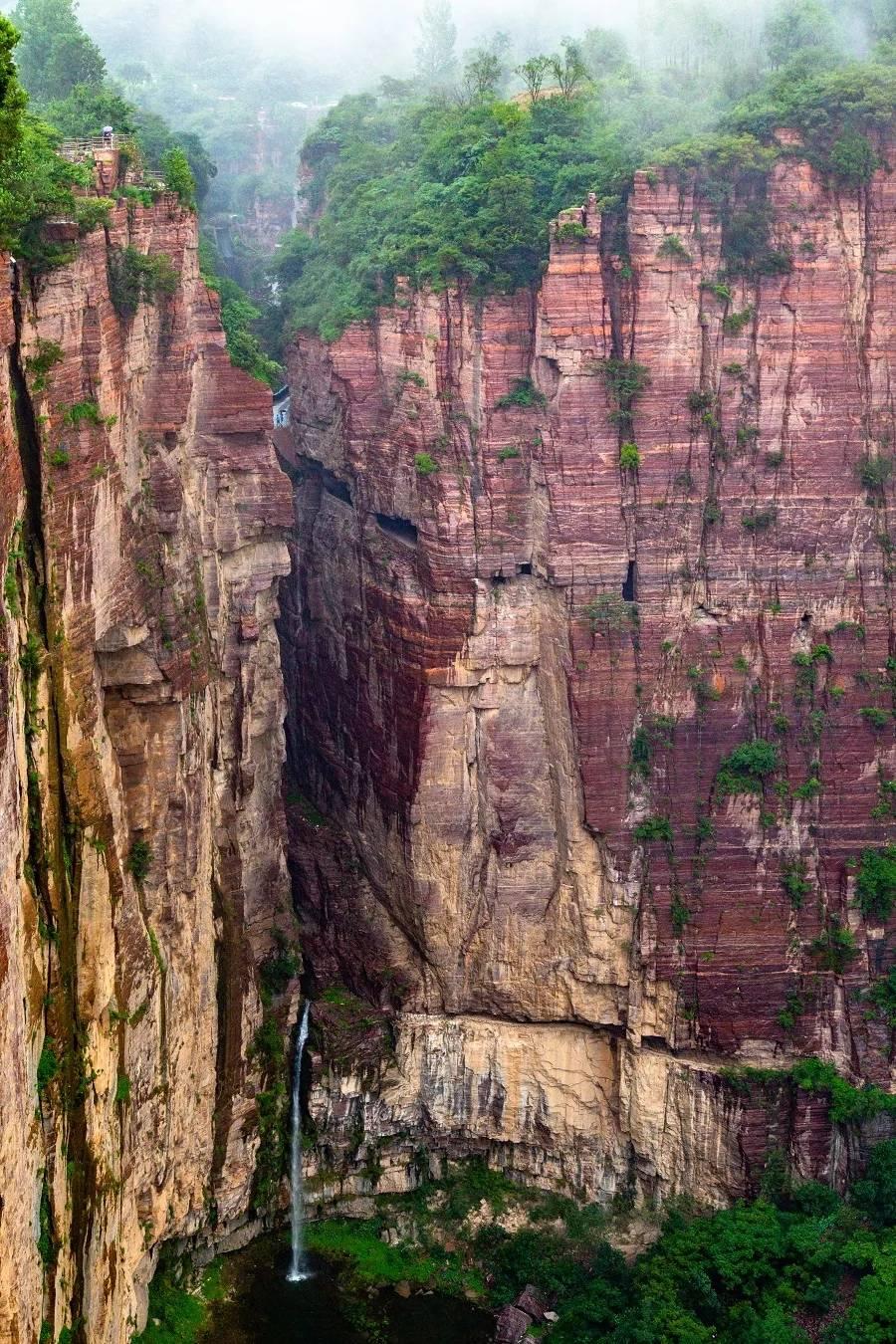 太行自驾 |9月3-4日 |河南云台山-山西陵川-辉县南太行 |2天穿越